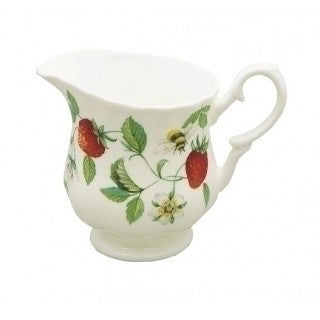 Roy Kirkham Alpine Strawberry Cream Jug 200ml