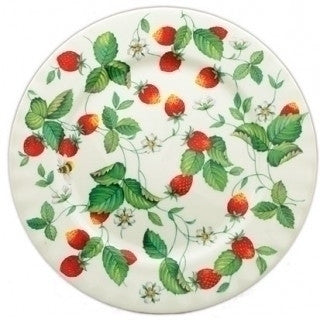 Roy Kirkham Alpine Strawberry Dinner plate 27cm
