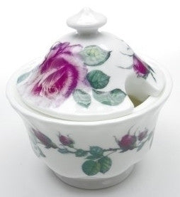Roy Kirkham English Rose Sugar Bowl