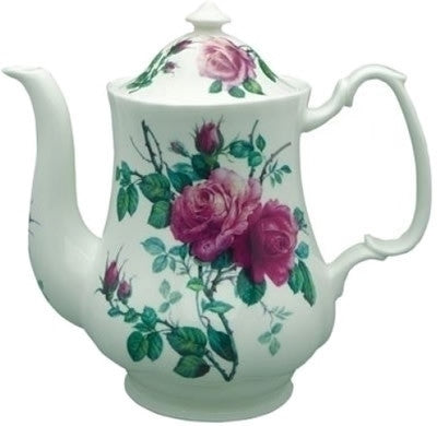 Roy Kirkham English Rose Large Coffeepot