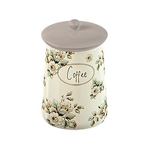 Katie Alice Cottage Flower Ceramic Coffee Storage Jar