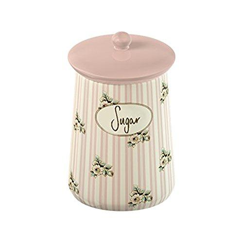 Katie Alice Cottage Flower Ceramic Sugar Storage Jar