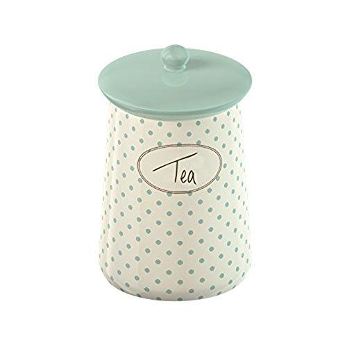 Katie Alice Cottage Flower Ceramic Tea Storage Jar
