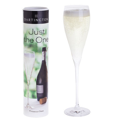 Dartington Crystal Just the One Prosecco Glass