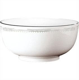 Wedgwood Vera Wang Grosgrain Salad Bowl 25cm