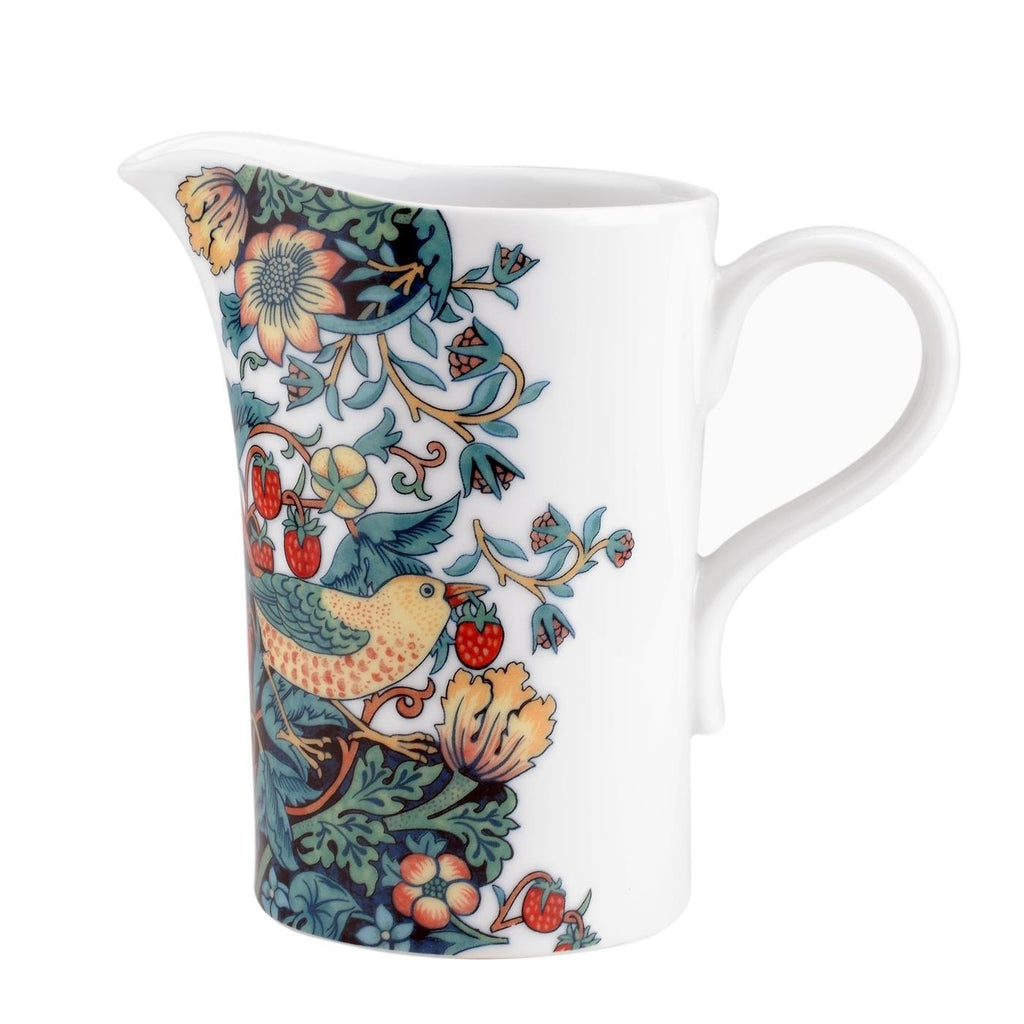 Spode Strawberry Thief Jug 0.85L