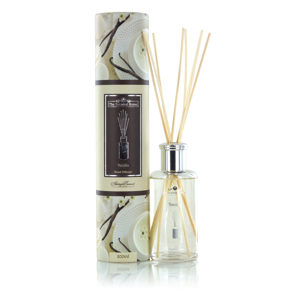 The Scented Home Vanilla Reed Diffuser