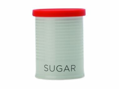 Maxwell and Williams Clearance Canister 750ml Sugar Red