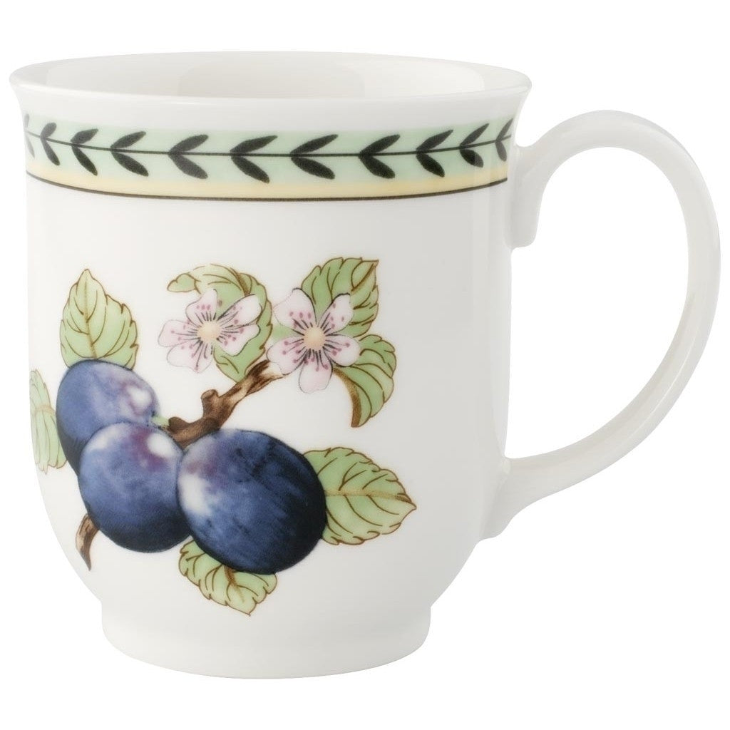 Charm and Breakfast French Garden Mug 0.42L