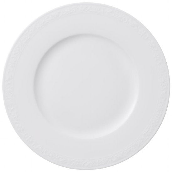 Villeroy and Boch White Pearl Salad Plate 22cm