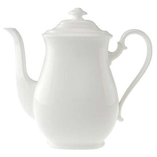 Villeroy and Boch Royal White Coffee Pot 1.10L