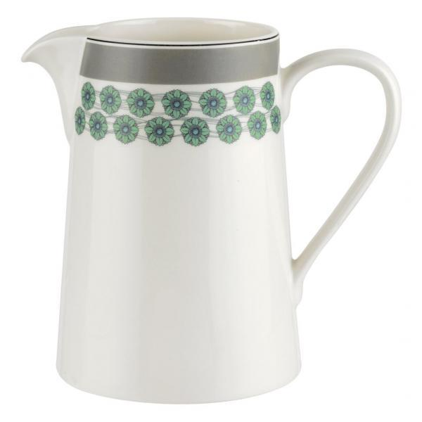 Portmeirion Westerly Grey Jug 1.5Pt / 0.85L