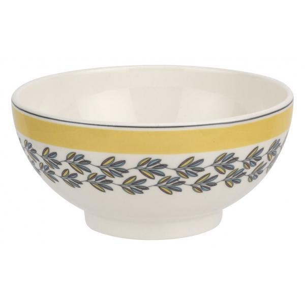 "Portmeirion Westerly Yellow Cereal Bowl 6""/ 14.75cm"