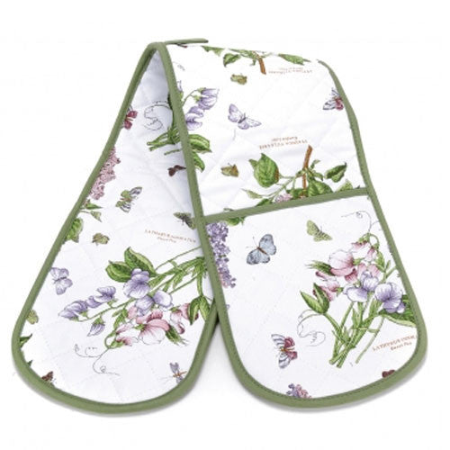 Portmeirion Botanic Garden Double Oven Glove 18cm by 88cm
