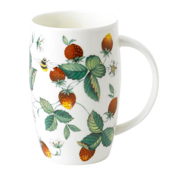 Roy Kirkham Alpine Strawberry Sophie Latte Mug
