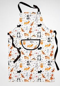 Roy Kirkham Dogs Adjustable Apron