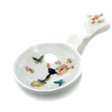 Roy Kirkham Nina Campbell Perroquet Teabag Spoon Teabag Strainer