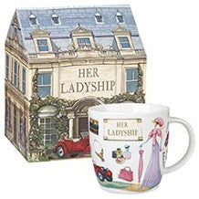 Churchill China At Your Leisure Her Ladyship Mug 0.39L