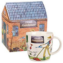Churchill China At Your Leisure Lady Gardener Mug 0.39L