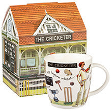 Churchill China At Your Leisure The Cricketer Mug 0.40L