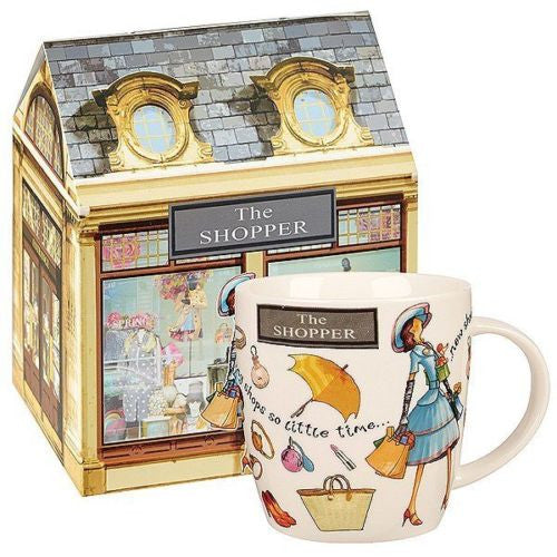 Churchill China At your Leisure The Shopper Mug 0.39L