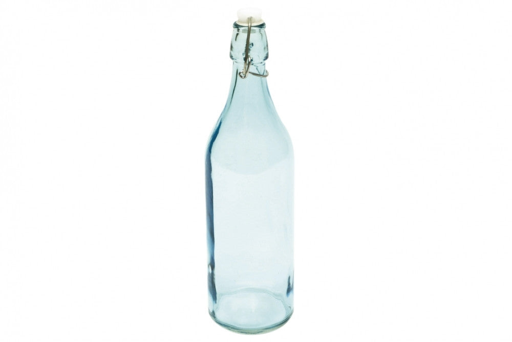 Maxwell and Williams H2O Round Aqua Bottle