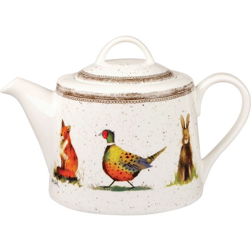 Alex Clark Wildlife Teapot 0.85L