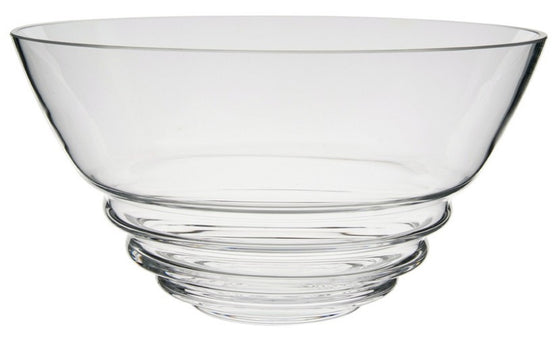 Dartington Crystal Wibble Large Bowl 25cm