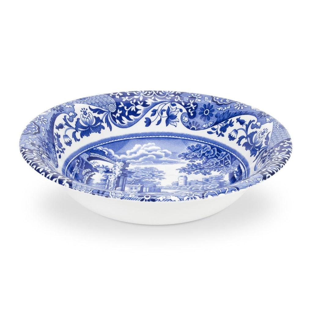 Spode Blue Italian Cereal Bowl 16cm