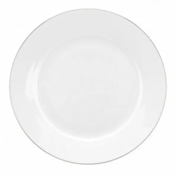 Royal Worcester Serendipity Platinum 20.3cm Side Plate