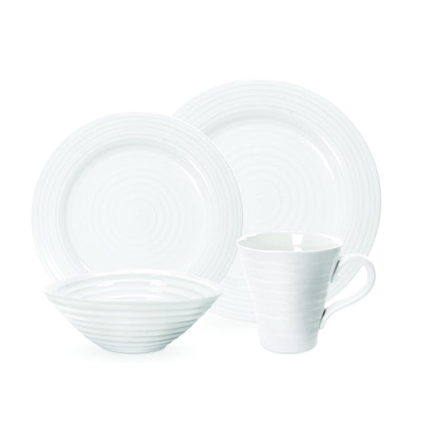 Portmeirion Sophie Conran 4 Piece Place Setting