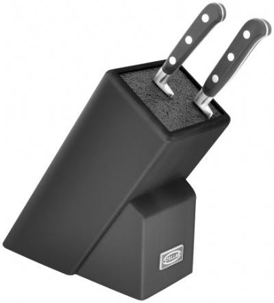 Stellar Knife Blocks Black Fibre Universal Knife Block