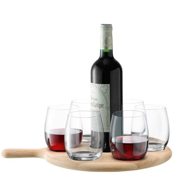 LSA Paddle Wine Serving Set 40cm