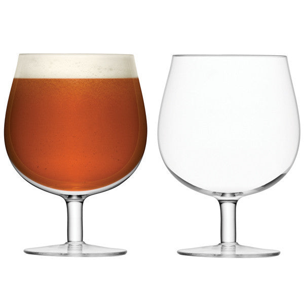LSA Bar Craft Beer Glass 550ml (Pair)