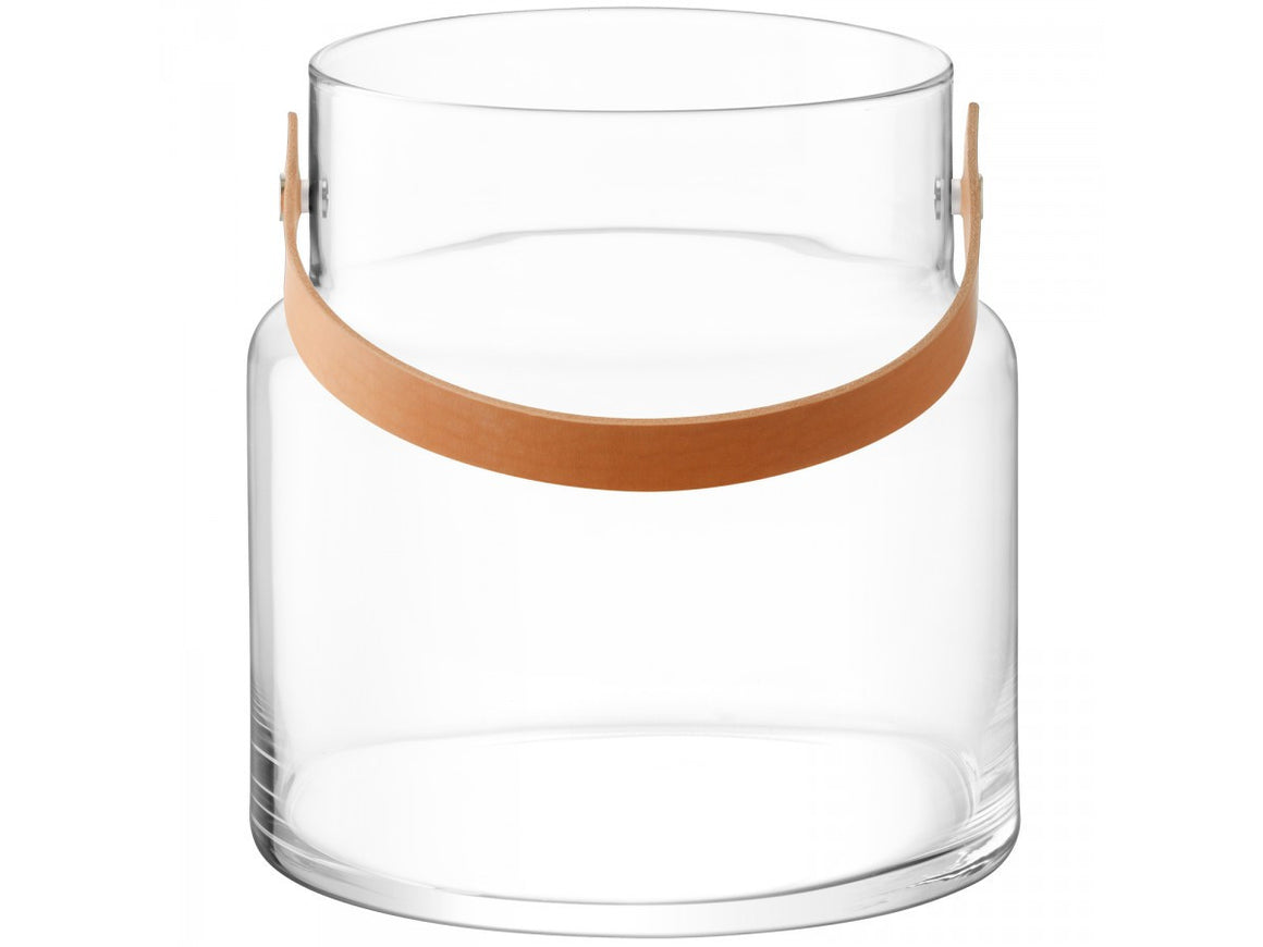 LSA Utility Clear Storage Jar 35.5cm