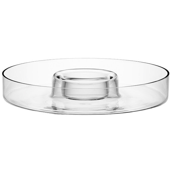 LSA Serve Clear Platter 35cm