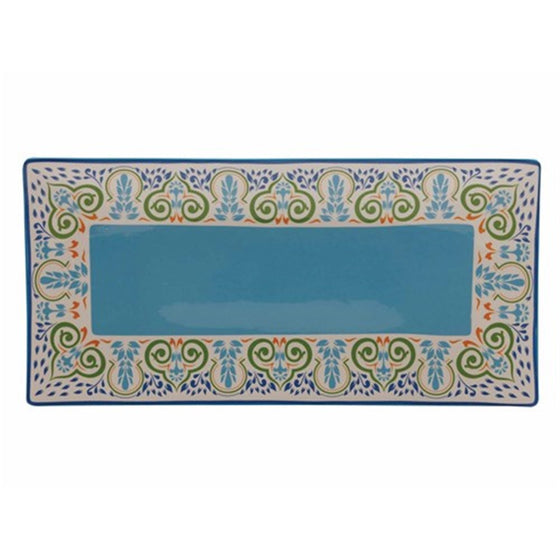 Maxwell and Williams Persia Rectangular Platter 43cm by 20.5cm