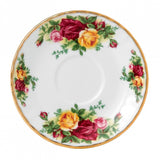 Royal Albert Old Country Roses Coffee Saucer 12.5cm (Saucer Only)