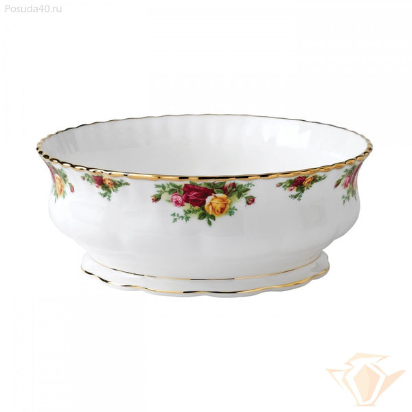 Royal Albert Old Country Roses Salad Bowl 26cm