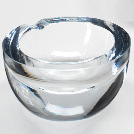 LSA Soho Clear Ashtray 9.5cm
