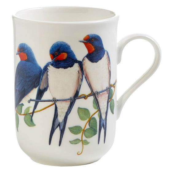 Maxwell and Williams Birds of the World Swallow Mug 0.30L