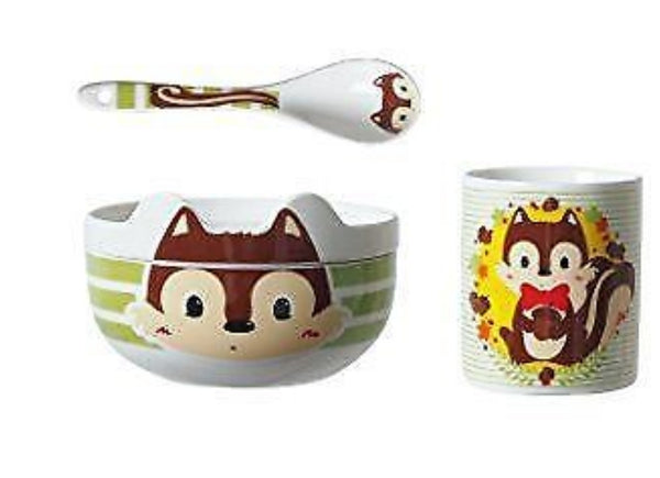 Multiple Choice Stuart The Squirrel Mug Set