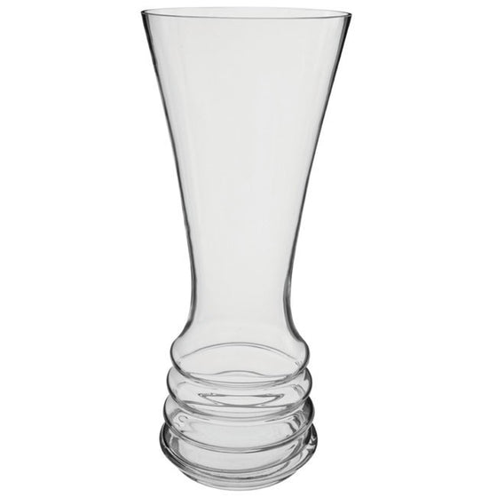 Dartington Crystal Wibble Large Vase 35cm