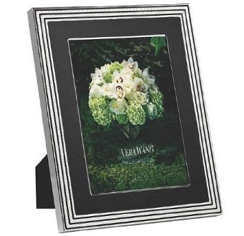 Wedgwood Vera Wang With Love Noir Photo Frame 20cm by 25cm