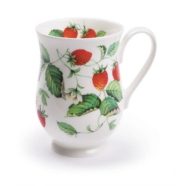 Roy Kirkham Alpine Strawberry Eleanor Mug 320ml