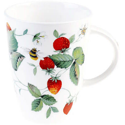 Roy Kirkham Alpine Strawberry Louise Mug