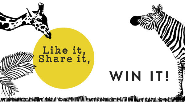 Like it, Share it, Win it