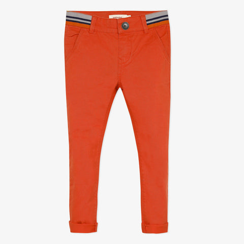 Orange Chino pants