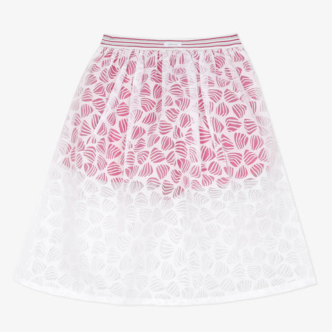 [LAST CHANCE*] Printed shorts with a tulle skirt