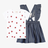 T-shirt and dress set